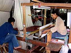 Thasawang Silk Village Weavers