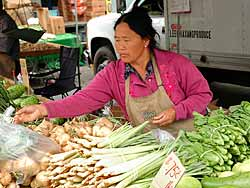 Market at Oakland Farmer's Market