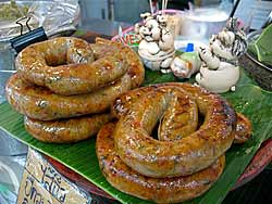 Sausage at Or Tor Kor