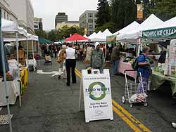 Berkeley Farmer's Market