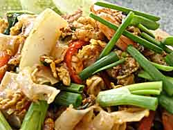 Drunken Noodle Close-up