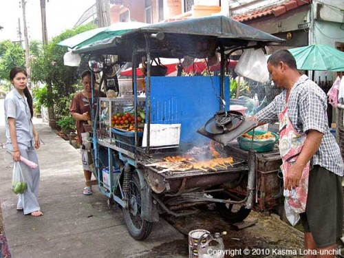 Pushcart Vendor