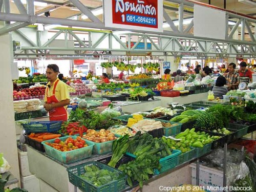 Vegetable Aisle
