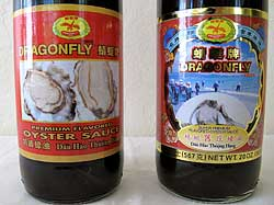 Dragonfly Oyster Sauces