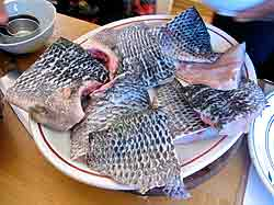 Tilapia for Sour Fish