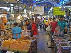 Inside Hua Hin Market