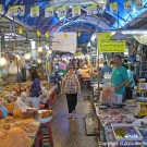 An Aisle in Hua Hin Market thumbnail