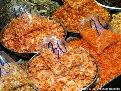 More Dried Shrimp