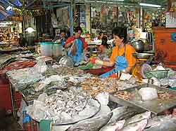 Fish Vendors