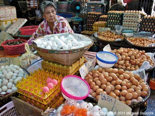 Egg Vendor
