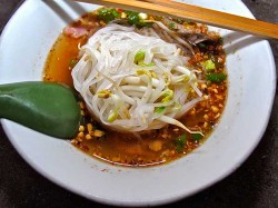 Hot & Sour Soup Noodles