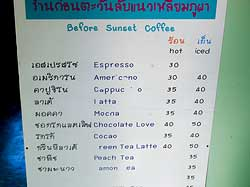 Mae Hong Son Prices