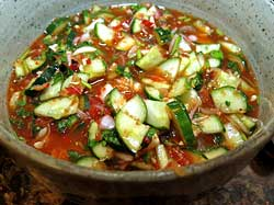 Cucumber Relish