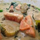 Salmon Green Curry  thumbnail