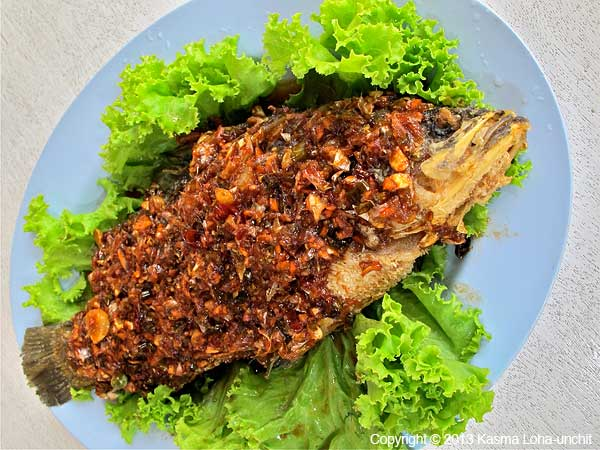 Fried Fish 2