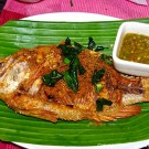 Fried Whole Fish 1 thumbnail