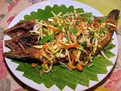 Fried Whole Fish 2