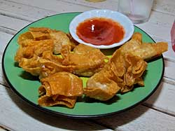Fried Won Ton