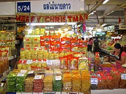 Dried Goods Stall