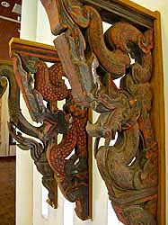 Naga Carvings