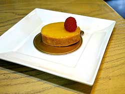 Passion Fruit Tartlet